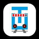 logo appli APN-Alerte Passage à Niveau