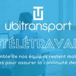 Covid-19 les équipes Ubistransport restent mobilisées