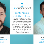 Ubitransport renforce sa relation client